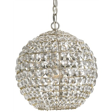 Roundabout Pendant by Currey and Company | 9005-CC