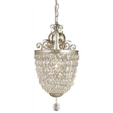Bettina Pendant by Currey and Company | 9004-CC
