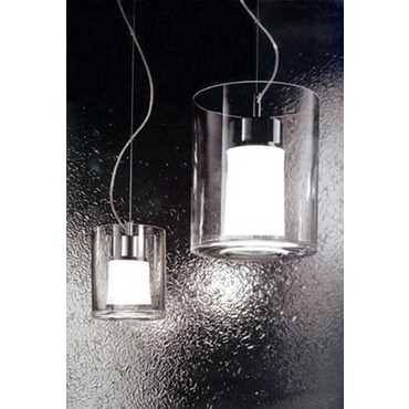 Fold Crystal Pendant by Lightology Collection | FM-FOLD CRYSTAL SUSP 1