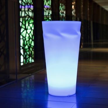 Disco Outdoor Floor Lamp by Smart & Green   FC-DISCO