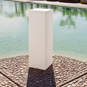 Slim Block Bluetooth Idoor/Outdoor Lamp by Smart & Green | FC-SLIM BLOCK