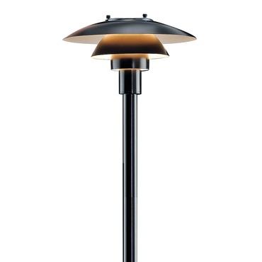 PH 3-2.5 Bollard Exterior Floor Lamp