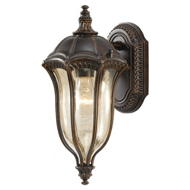 Baton Rouge Outdoor 6001 Wall Light by Feiss | OL6001WAL