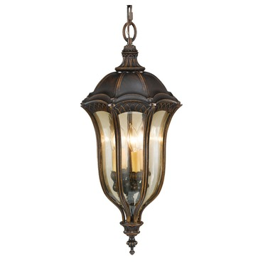 Baton Rouge Pendant by Feiss | OL6012WAL