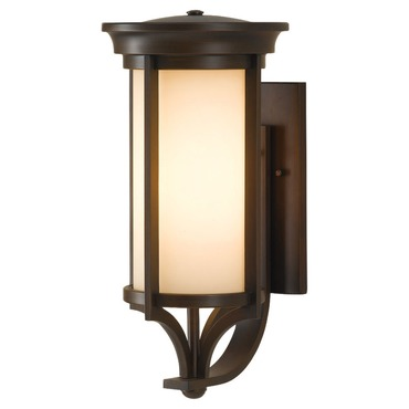 Merrill Outdoor Wall Light by Feiss | OL7502HTBZ