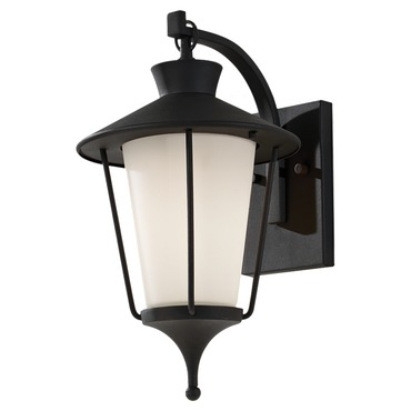 Hawkins Square Outdoor Wall Sconce