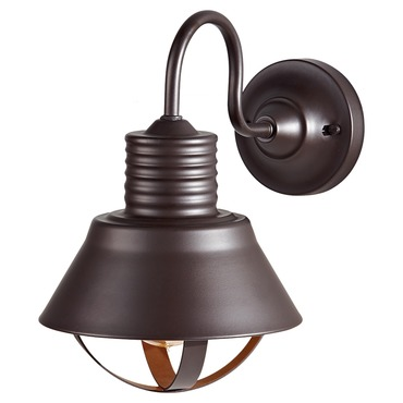 Derek Outdoor Wall Sconce by Feiss | OL8801ORB