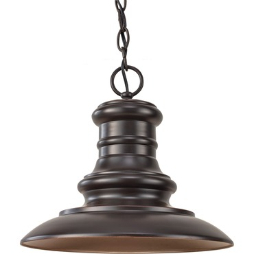 Redding Station Outdoor Pendant by Feiss | OL8904RSZ