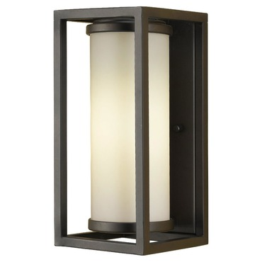 Industrial Moderne Wall Lantern