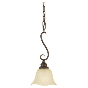 Morningside Pendant by Feiss | P1095GBZ