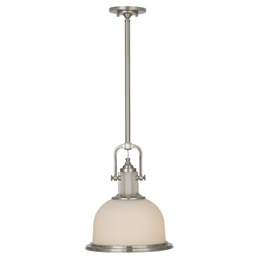 Parker Place Pendant by Feiss | P1146BS