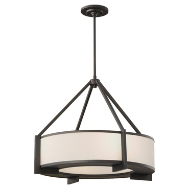 Stelle Pendant by Feiss | P1152ORB