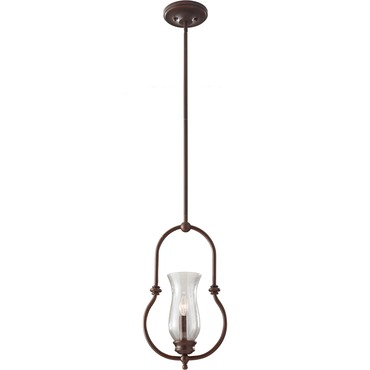 Pickering Lane Pendant by Feiss | P1268HTBZ
