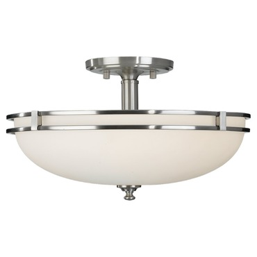 Kellenberg Semi Flush Mount