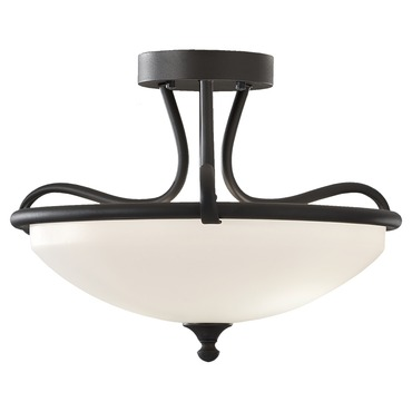 Merritt Semi Flush Mount