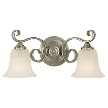 Vista Bath and Vanity Fixture by Feiss | VS10402-BS