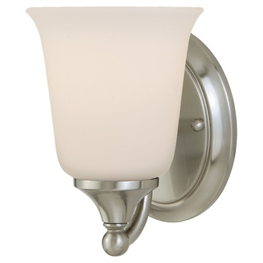 Claridge Bath and Vanity Fixture by Feiss | VS10501-BS