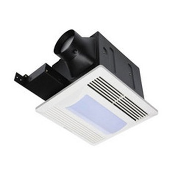 Quiet Exhaust Fan 80 with Light by Fantech | FQ 80FL