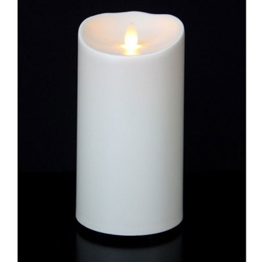Outdoor Luminara Flameless 7in LED Candle