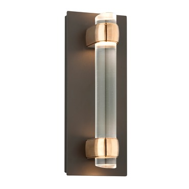 Utopia Outdoor Wall Light by Troy Lighting | BL3752BZ