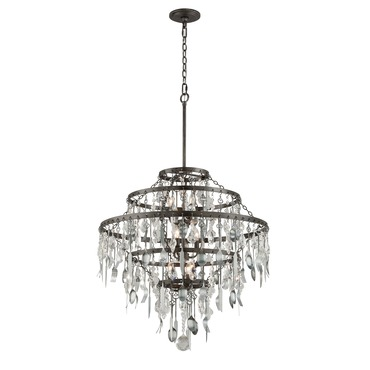Bistro Chandelier by Troy Lighting | F3809
