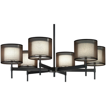 Saturnia Chandelier by Robert Abbey | RA-Z2188