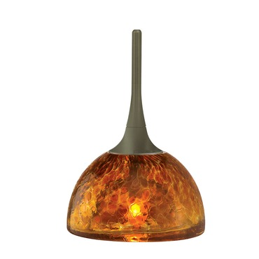 Sophia Pendant by LBL Lighting | HS266AMBZ1A35MPT