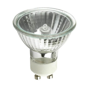 Pro Star MR16 GU10 Base 50W 120V 25 Deg W / Lens