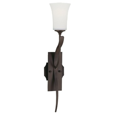 Boulevard Wall Sconce by Feiss | WB1219ORB