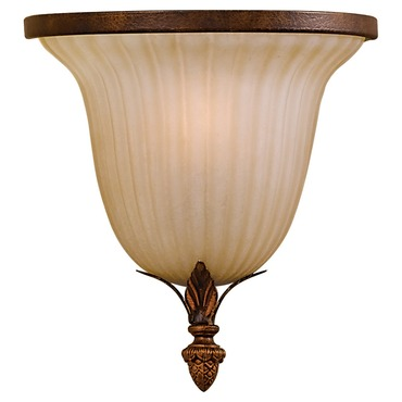 Sonoma Valley Wall Sconce by Feiss   WB1279ATS