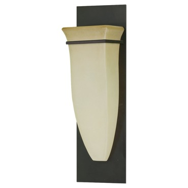 American Foursquare Long Wall Sconce