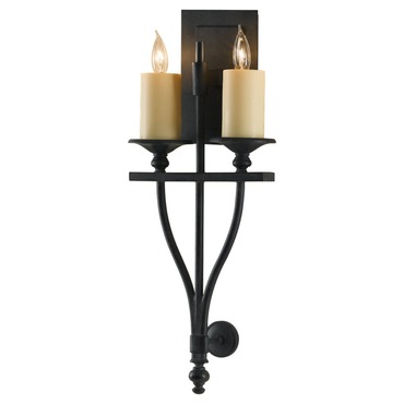 King's Table 2 Light Wall Sconce