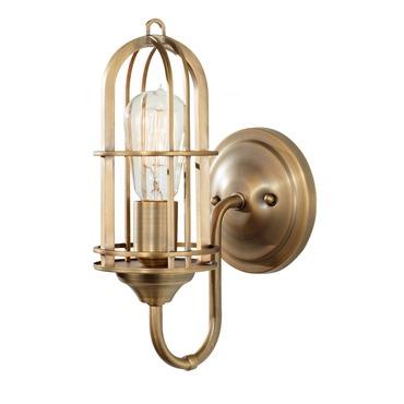 Urban Renewal Wall Sconce by Feiss | WB1703DAB
