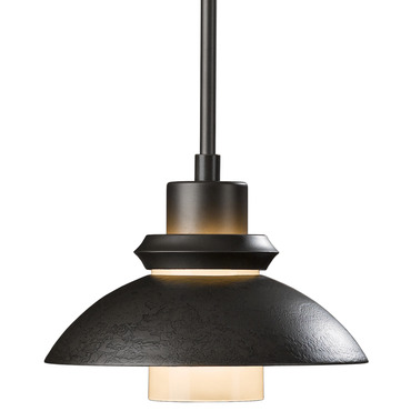 Staccato Large Adjustable Pendant by Hubbardton Forge | 18497-303-07-CTO
