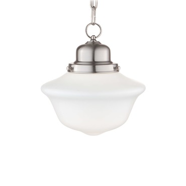 Edison Chain Pendant by Hudson Valley Lighting | 1609-SN