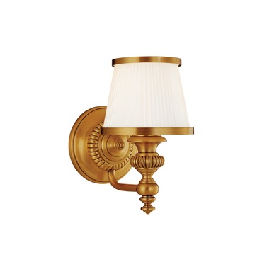 Milton Wall Sconce by Hudson Valley Lighting | 2001-FB