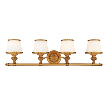 Milton Bathroom Vanity Light by Hudson Valley Lighting | 2004-FB