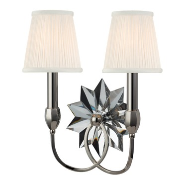 Barton Wall Sconce by Hudson Valley Lighting | 3212-PN