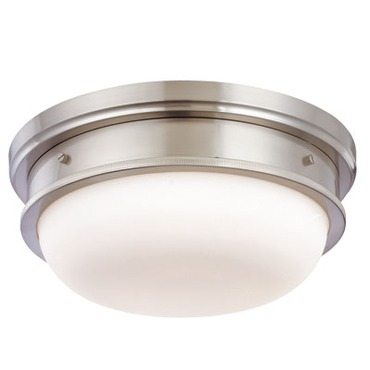 Trumbull Ceiling Light Fixture by Hudson Valley Lighting | 3323-SN
