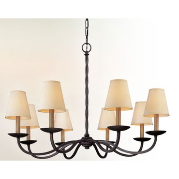 Alexander Chandelier by Troy Lighting | F2668