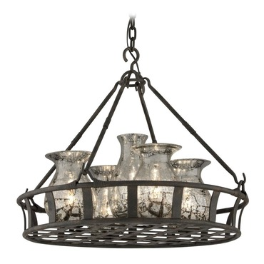 Chianti Chandelier by Troy Lighting | F3598