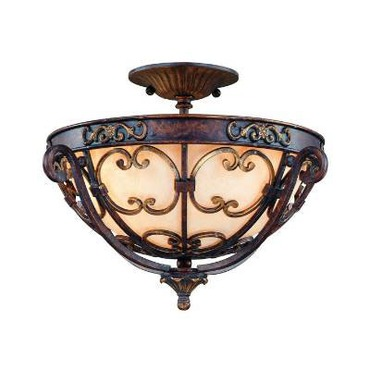 La Paloma Semi Flush Mount