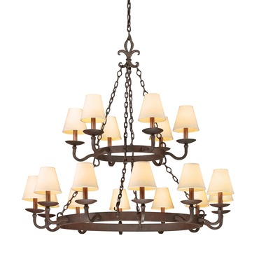 Lyon Chandelier by Troy Lighting | F2717