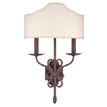 Seville Wall Sconce by Troy Lighting | B2522WI