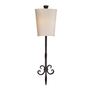 St Chapelle Wall Sconce by Troy Lighting | B2641WI