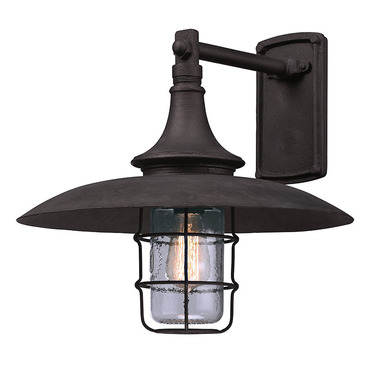 Allegany Dark Sky Outdoor Wall Sconce by Troy Lighting | B3222