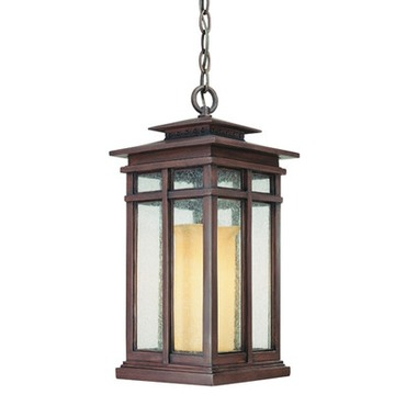 Cottage Grove Outdoor Pendant by Troy Lighting | F3087CB