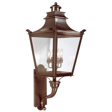 Dorchester Outdoor Wall Lantern by Troy Lighting | B9495EB