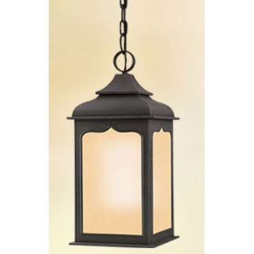 Henery Street Outdoor CFL Pendant