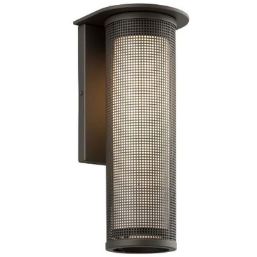 Hive Outdoor 8 inch Wall Light by Troy Lighting | BL3741BZ